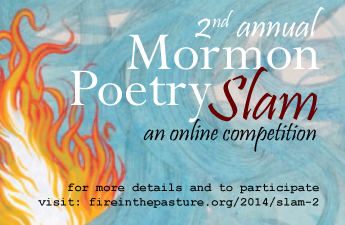 2nd Annual Mormon Poetry Slam Pass Along
