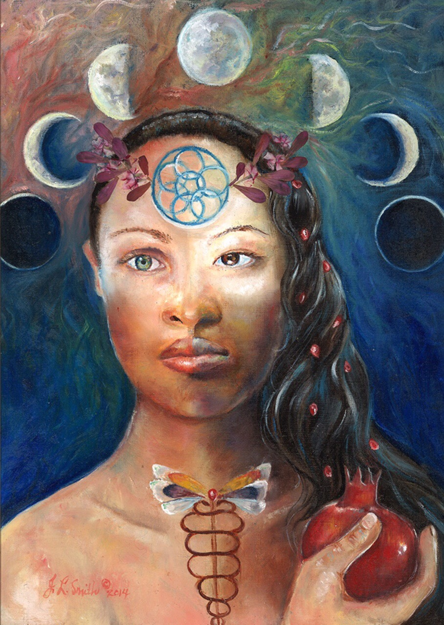 """""""In Her Image"""" by Jennifer Smith"""